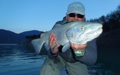 Gorka Ferro. Blog de Pesca en el Pirineo actualiza su web